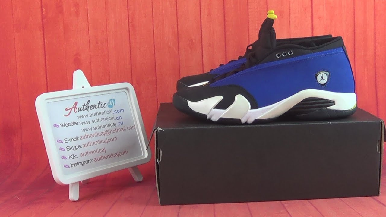 air jordan 14 low laney