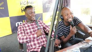 Jalango's experience while working for a mhindi