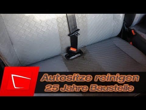autositze reinigen 25 jahre ohne pflege fett und schmutzfilm entfernen. Black Bedroom Furniture Sets. Home Design Ideas