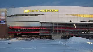 QuebecVille - Centre Vidéotron Live Stream