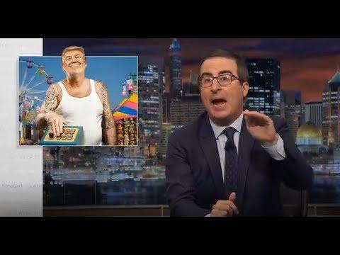 John Oliver: The Boring Job - Last Week Tonight with John Oliver HBO