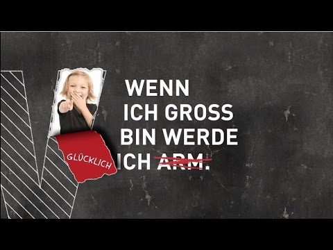 volkshilfe tv spot wenn ich gro bin werde ich gl cklich youtube. Black Bedroom Furniture Sets. Home Design Ideas