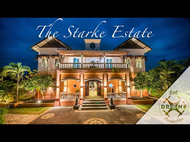 The Starke Estate - Negara - West Bali - Luxury Escape