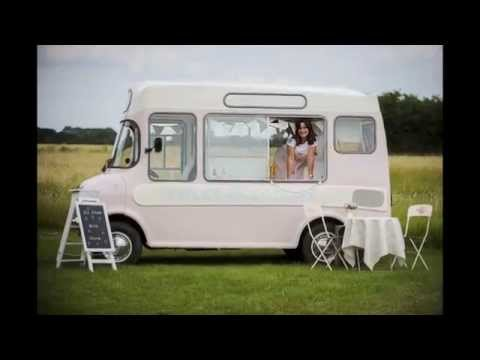 Vintage Ice Cream Van Weddings and Events
