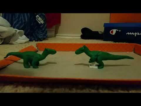 Dino battle 3
