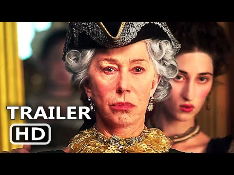 CATHERINE THE GREAT Trailer # 2 (2019) Helen Mirren, Drama TV Series
