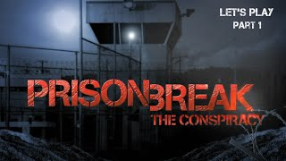 [Let's Play] Prison Break The Conspiracy (Xbox360) (Part 1/6)