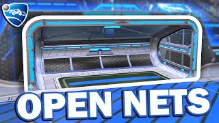 How To Never Mİss An Open Net Again In Rocket League