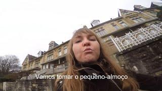 Словарный запас португальского языка и первое путешествие с Еленой - город Bath