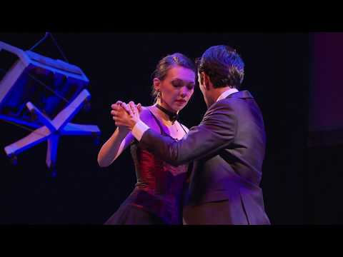 Do You Speak Tango? | Pushpak Bhandari & Galina Obushinskaya | TEDxPurdueU