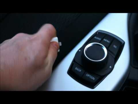 BMW iDrive and Apple Lightning Adapter with iPhone 5 Testing