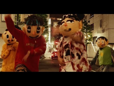 Leon Fanourakis - #SHIBUYAMELTDOWN Feat. Psy P & Melo From Higher Brothers & SANTAWORLDVIEW