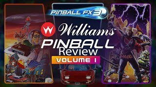 Pinball FX3: Williams Pinball Volume 1 Gameplay Review (Classics Included)