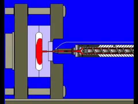 Gas Assist Injection moulding technology - YouTube