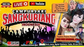 LIVE SANGKURIANG//TRIZI PRODUCTION //Tasyakuran Intan Putri Rahmawati, S.Kep.ns//LARASATI Sound
