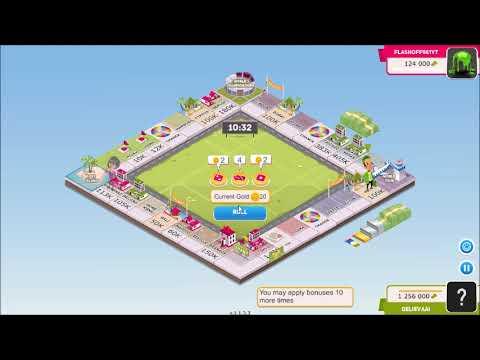 Eindelijk weer een resort monopoly  - Business tour