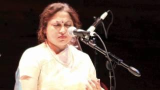 Pandita Tripti Mukherjee (Raaga Sughrai)