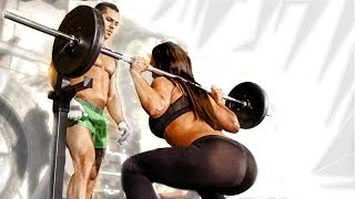 Partner Crossfit Workout - Fitness Training mit Nadine & Alon