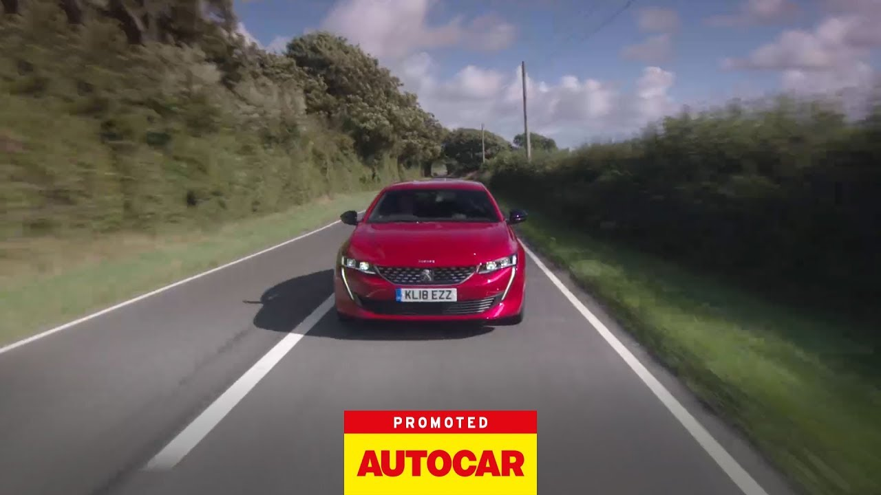 Promoted: The all-new PEUGEOT 508 Fastback   Autocar