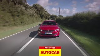 Promoted: The All-New Peugeot 508 Fastback | Autocar