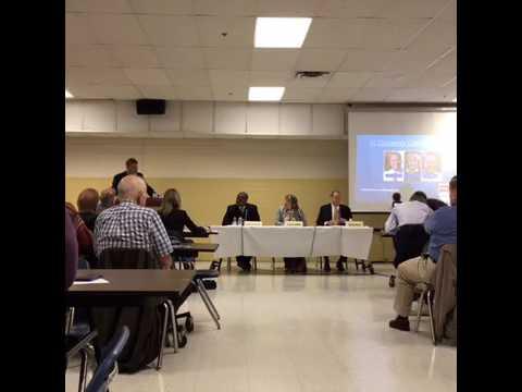 VA Lt. Governor Democratic Forum (5/23/17)