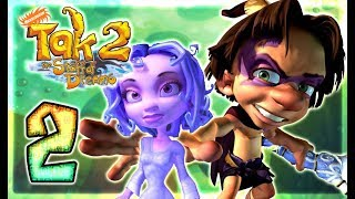 Tak 2: The Staff of Dreams Walkthrough Part 2 (PS2, XBOX, Gamecube)