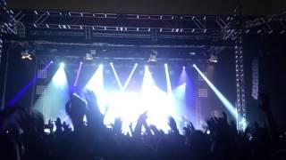 "Bushido Live im Kohlrabizirkus in Leipzig ""kleine Bushidos"""