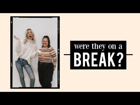 WERE THEY ON A BREAK?!  W/ Alison Stevenson | DBM #66