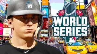 World Series Game 7! MLB The Show 19 Road To The Show #57