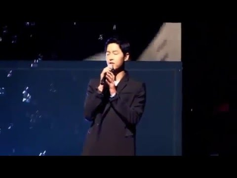 Song Joong Ki Sing  Always  Descendants Of The Sun OST clear and zoom version
