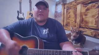 Jason Aldean - Drowns the Whiskey (Cover by Justin Shanholtzer)