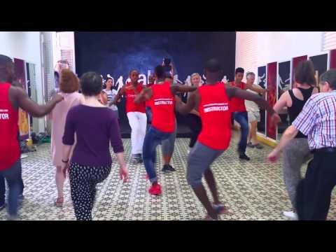 Cuba Salsa Dance Holidays in Santiago de Cuba with Caledonia