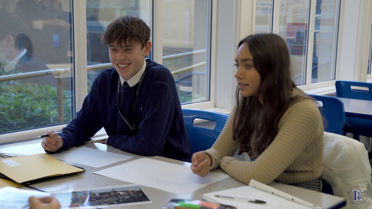 Introduction - Hayes Sixth Form