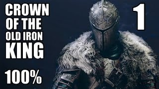 Dark Souls 2 (CotOIK) Brume Tower 100% (All Items & Secrets) Part 1 Walkthrough (HD) No Commentary