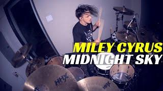 Miley Cyrus - Midnight Sky | Matt McGuire Drum Cover