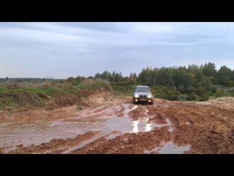 Bmw X3 off road pat 2
