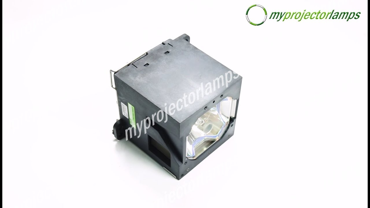 GT6000 NEC Projector Lamp Replacement Projector Lamp Assembly with Genuine Original Ushio Bulb Inside.