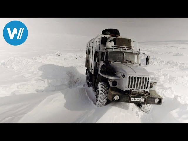 Sibirien, die Polarstraße ins Polarmeer (360° - GEO Reportage)