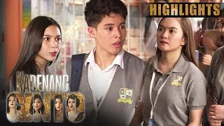 Tope (Kyle Echarri) gets into a fight while defending Cassie (Francine Diaz). (With English Subtitles) Subscribe to the ABS-CBN Entertainment channel!