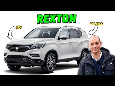 SsangYong Rexton 2020 - ¿De Qué Es Capaz El Todoterreno De 7 Plazas Más Barato Del Mercado?