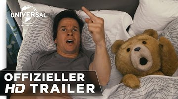 Ted - Trailer deutsch / german - von Seth MacFarlane (Family Guy) HD