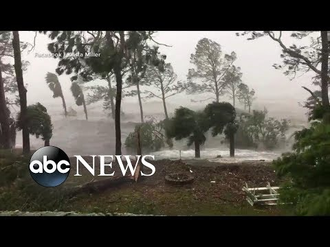 Hurricane Michael survivor describes storms strength