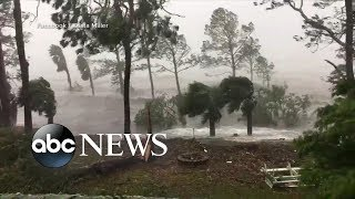 Hurricane Michael survivor describes storm's strength