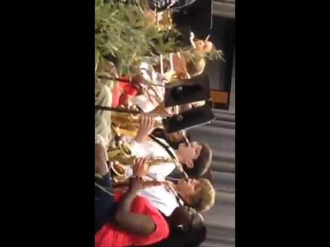 Margaret Green Junior High School Band Performance