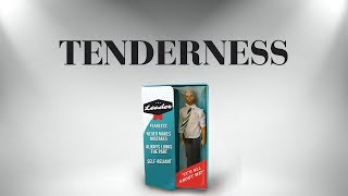 """TENDERNESS"" // Don't Buy What They're Selling - Week Three 