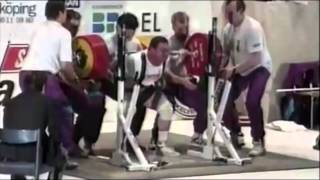 Powerlifting Motivation - Self-Respect [HD]