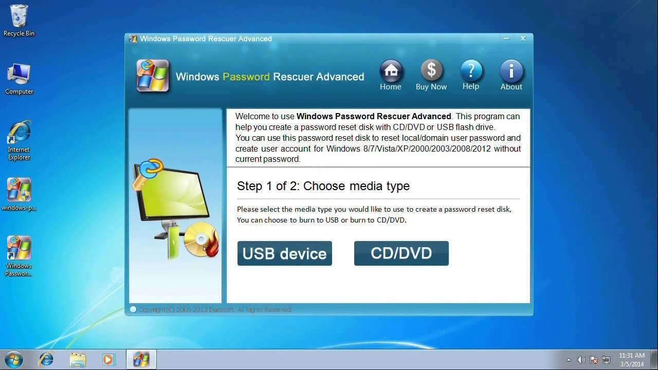 How to delete the administrator password