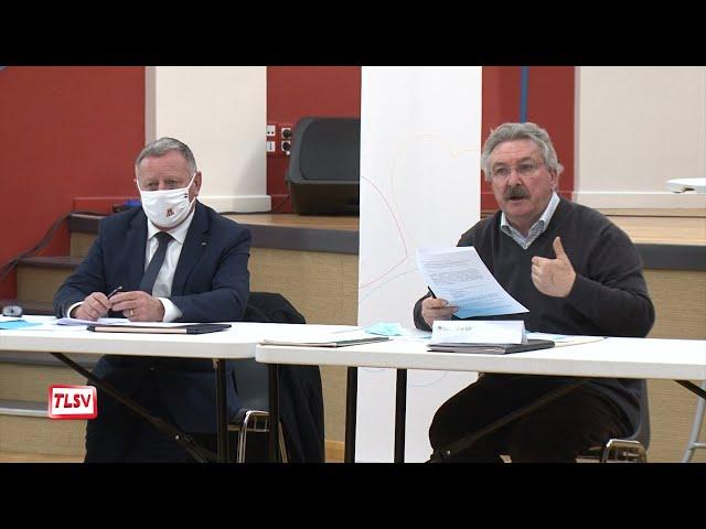 Sud Vendée Littoral : Jacques Corbin réélu à la tête du Conseil de développement