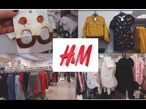 Шоппинг влог #H&M/ ВЕСНА-ЛЕТО 2019 !!!/Самый подробный обзор!