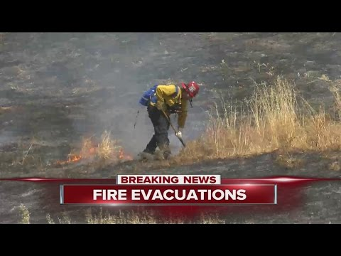 Deer Fire grows to over 500 acres, threatening 100 homes near Bear Valley Springs